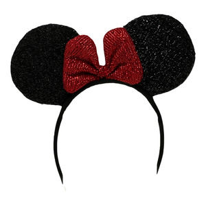 Disney Minnie Mouse Ears Headband New